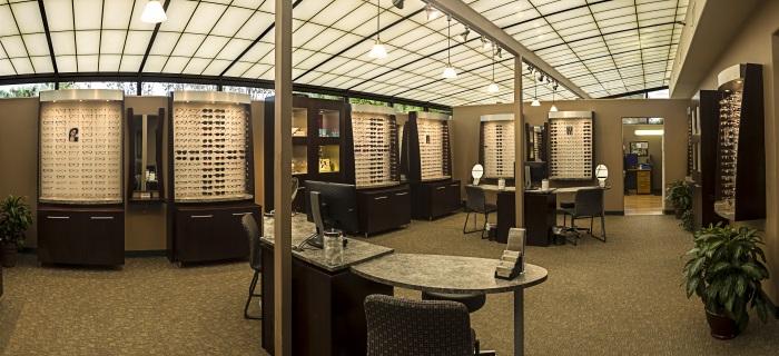 1 Optical eyewear glasses sunglasses prescription contact lenses Bauer & Clausen Optometry Billings MT Optometrist