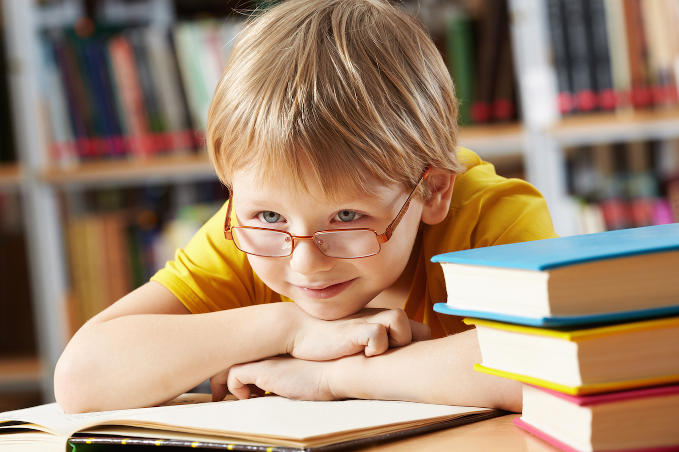 5 Signs Your School-Age Child Needs Glasses
