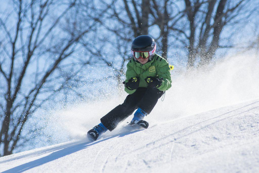 Montana Skiing - UV Exposure - Wear Sunglasses or Ski Goggles - Bauer & Clausen Optometry